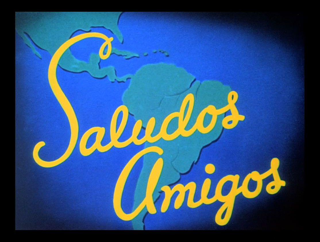 Saludos Amigos 1942 Screencaps Us