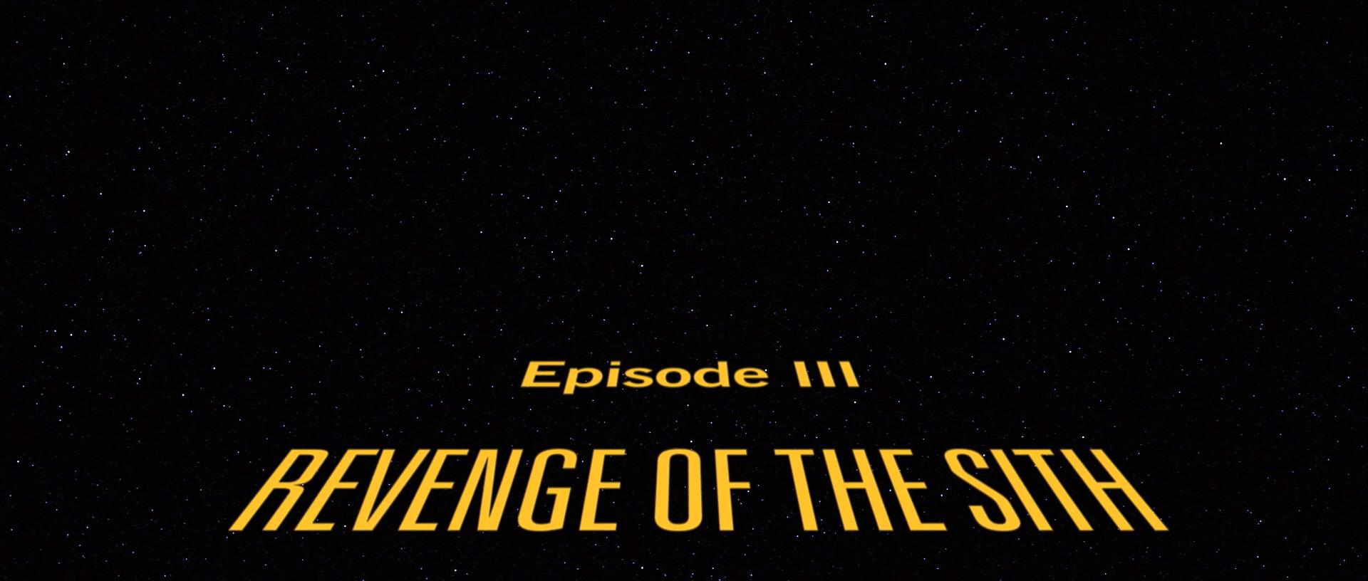 Star Wars Episode III: Revenge of the Sith (2005)