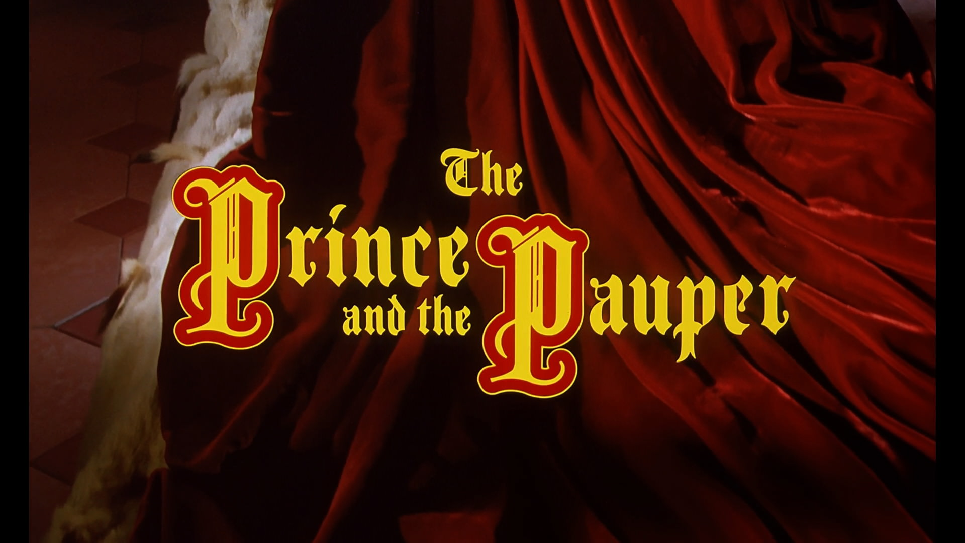The Prince and the Pauper (1990)
