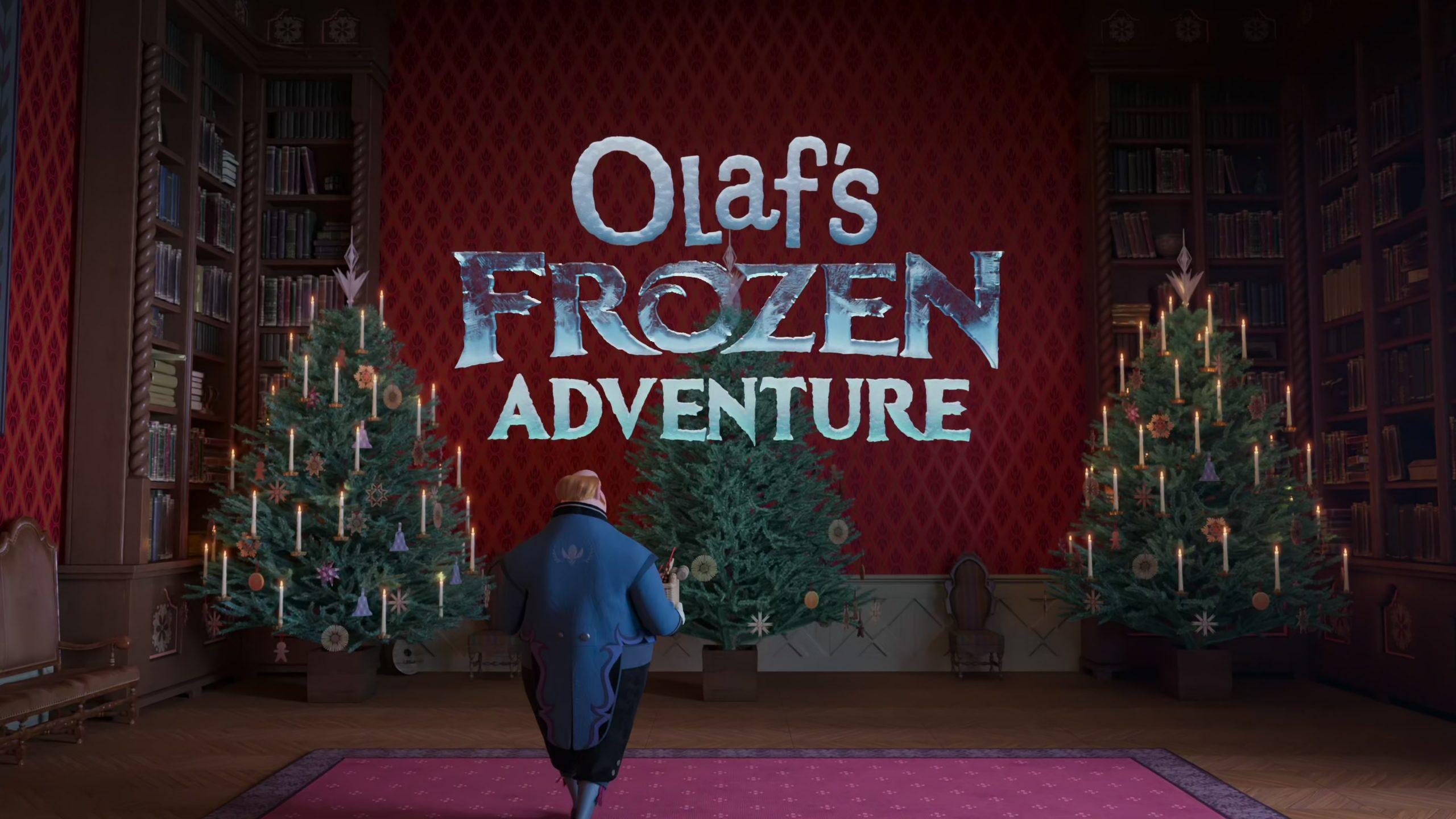 Olaf's Frozen Adventure (2017) [4K]