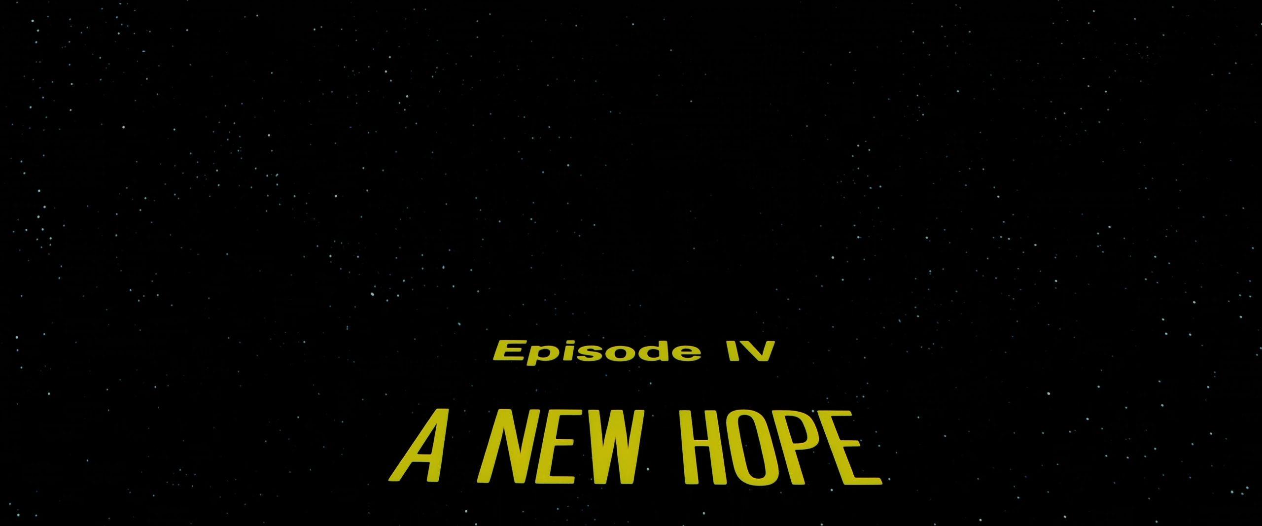 Star Wars: Episode IV – A New Hope (1977) [4K]