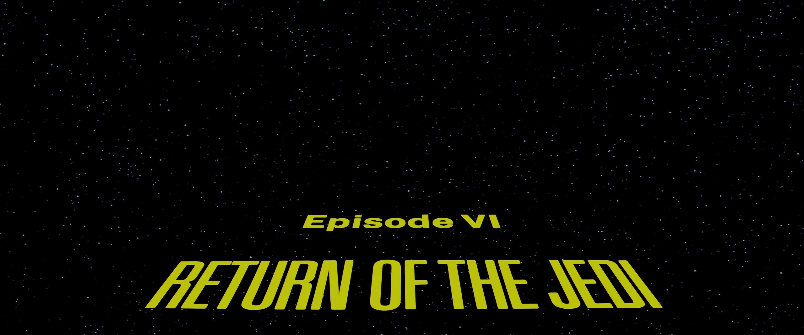 Star Wars: Episode VI – Return of the Jedi (1983) [4K]