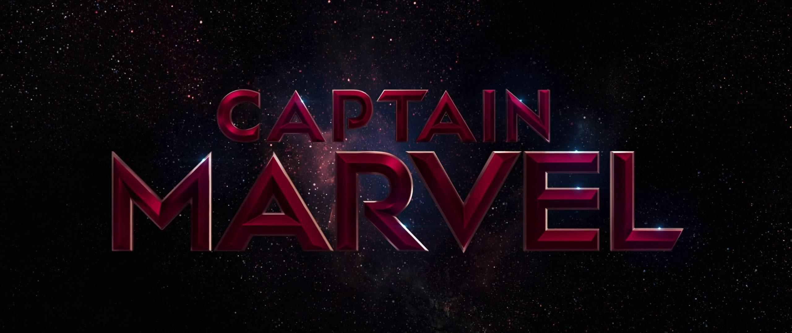 Captain Marvel (2019) [4K]