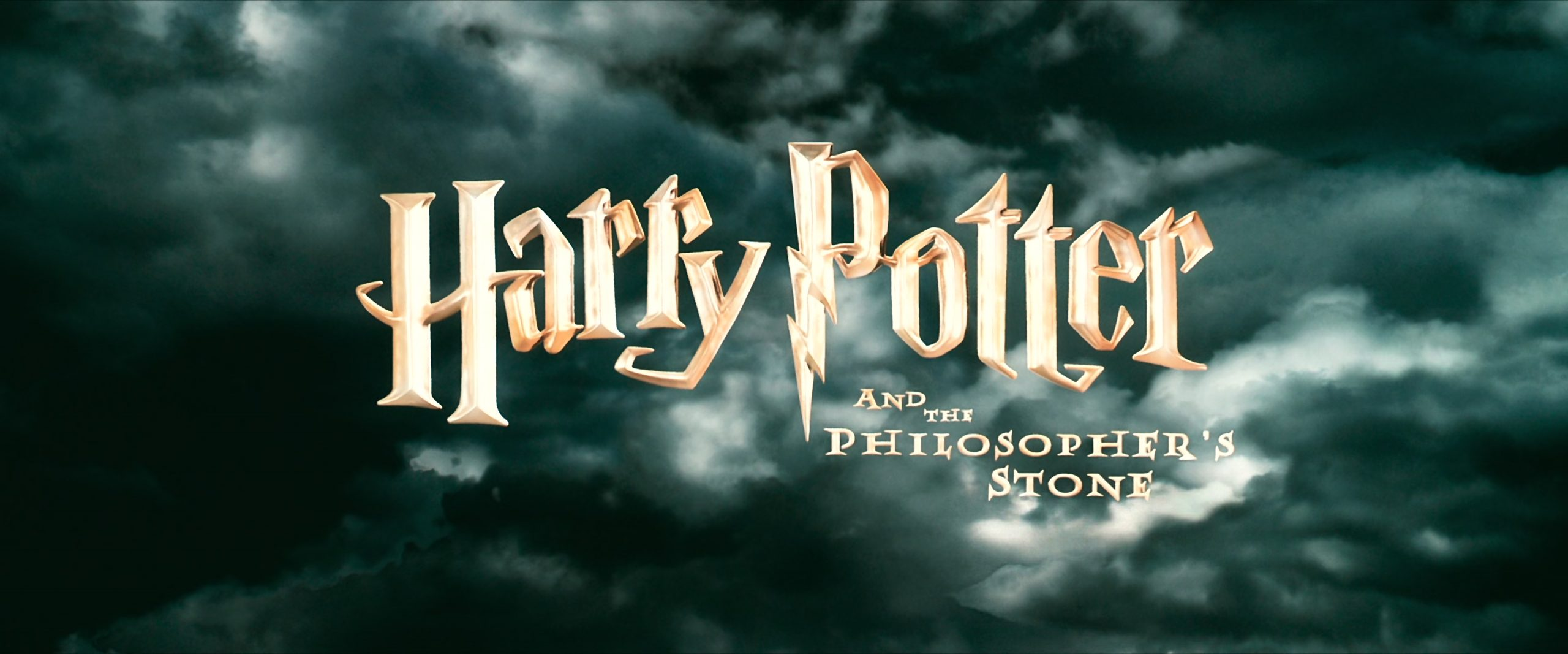 Harry Potter and the Philosopher's Stone (2001) [4K]