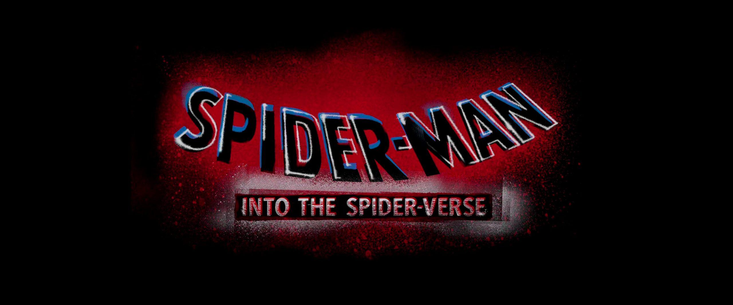 Spider-Man: Into the Spider-Verse (2018) [4K]
