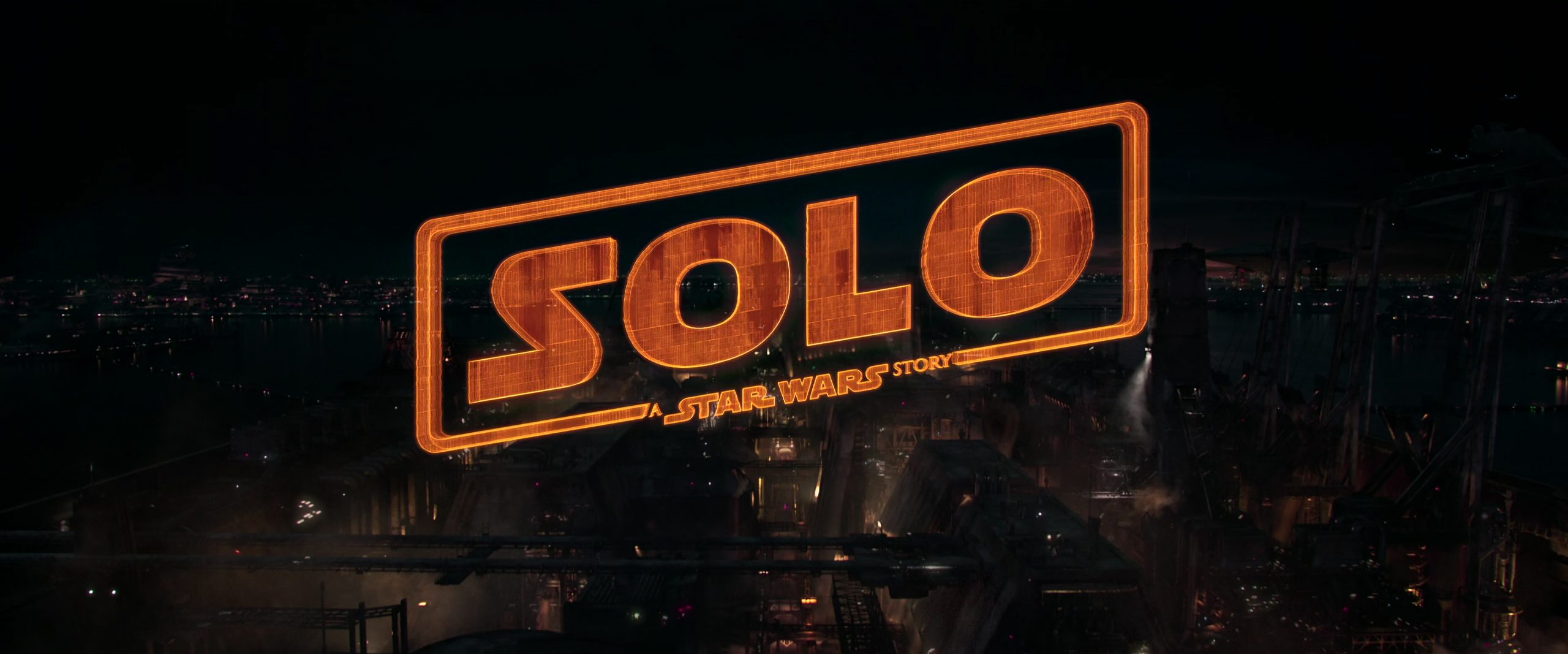 Solo: A Star Wars Story (2018) [4K]