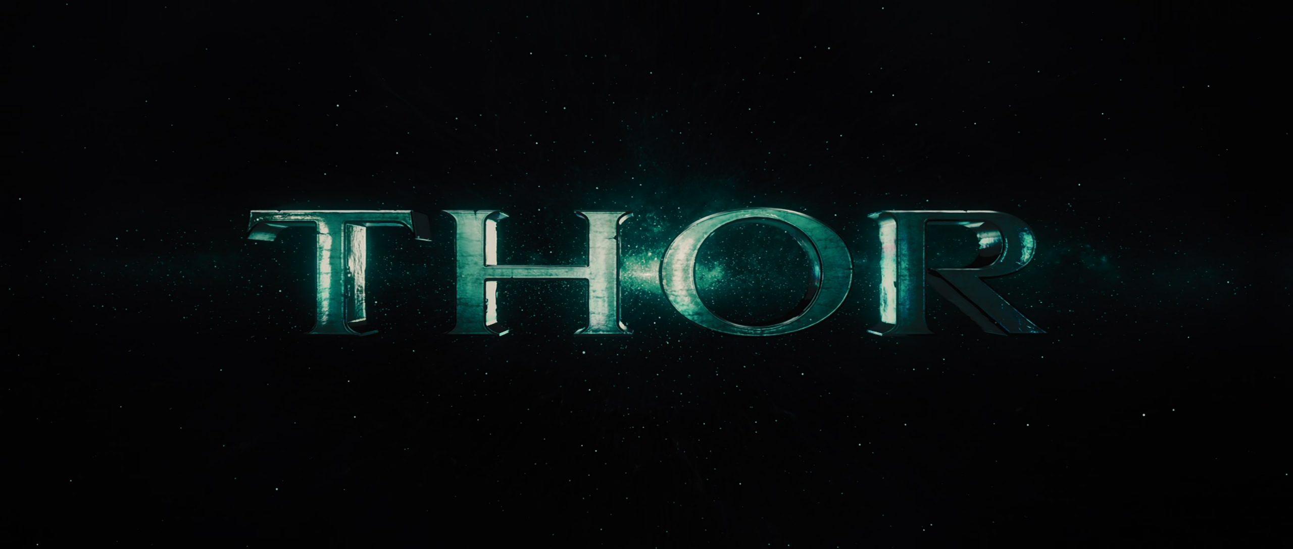 Thor (2011) [4K]