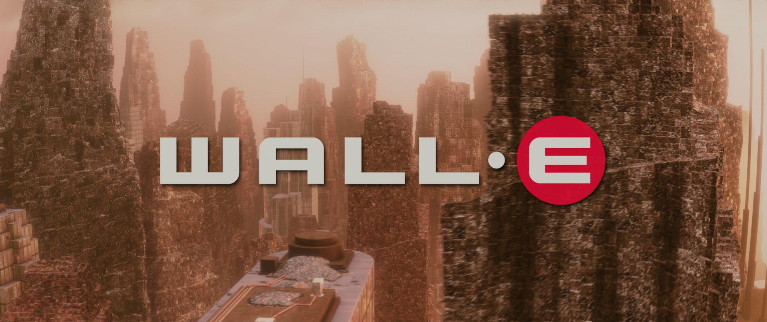 WALL·E (2008) [4K]