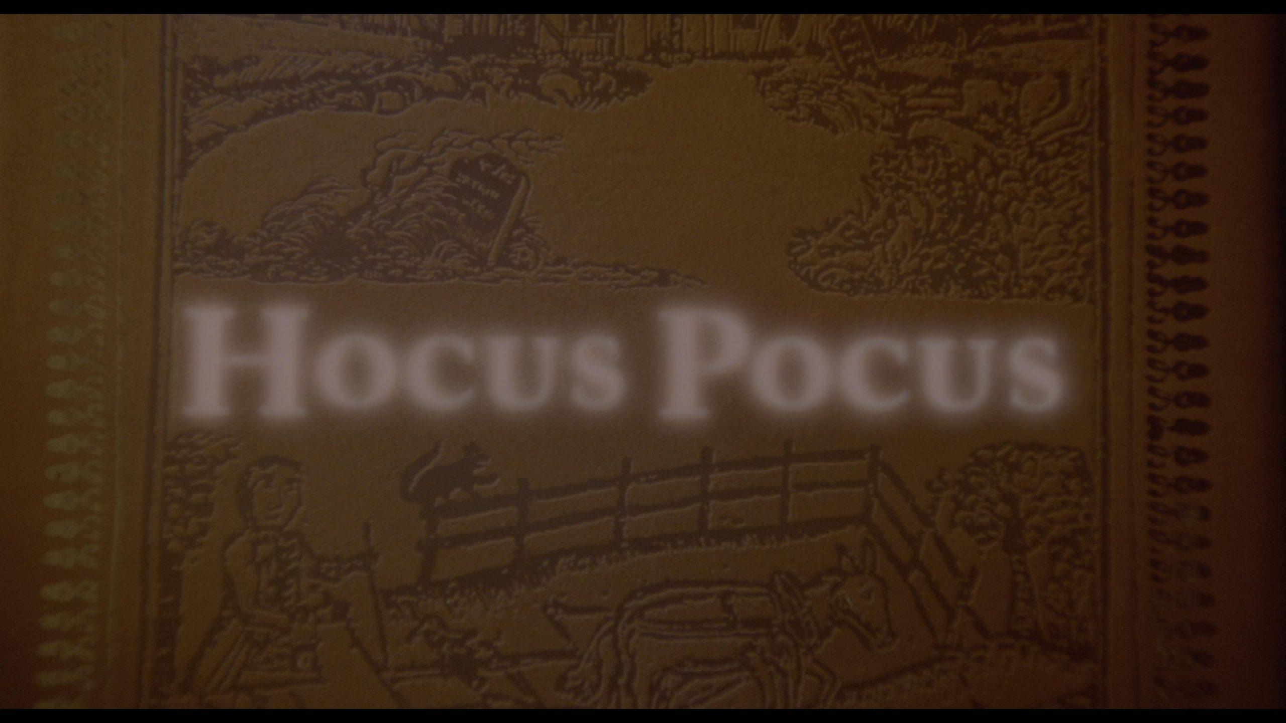 Hocus Pocus (1993) [4K]