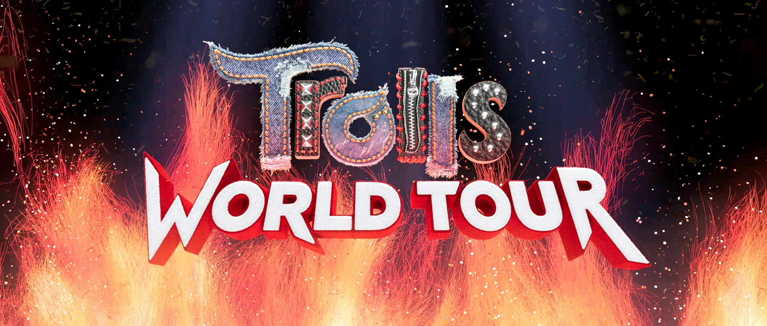Trolls World Tour (2020) [4K]