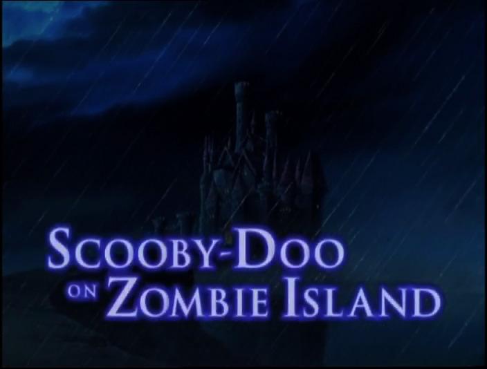 Scooby-Doo on Zombie Island (1998)