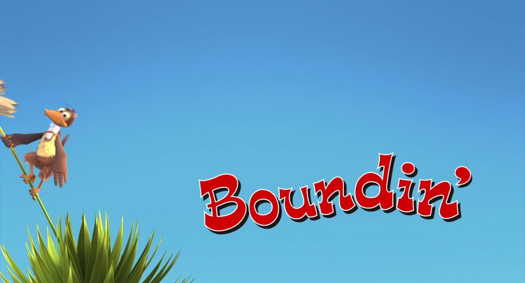 Pixar Shorts: Boundin' (2003)
