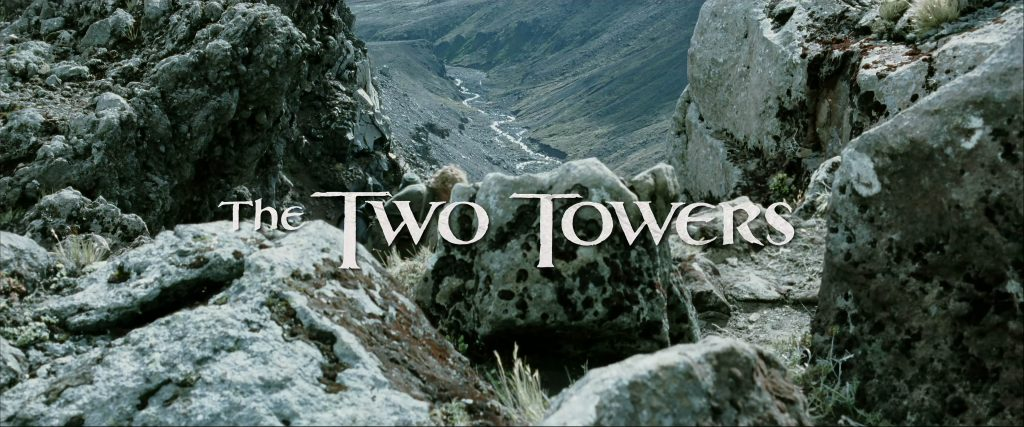 The Lord of the Rings: The Two Towers (2002) [4K]