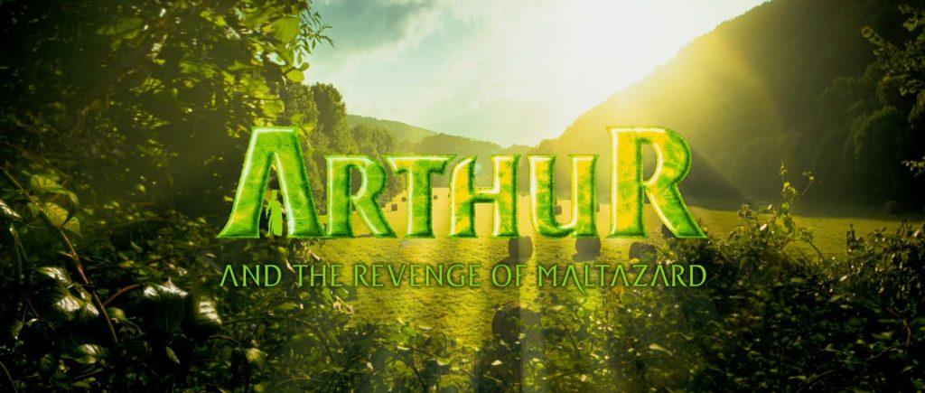 Arthur and the Revenge of Maltazard (2009)