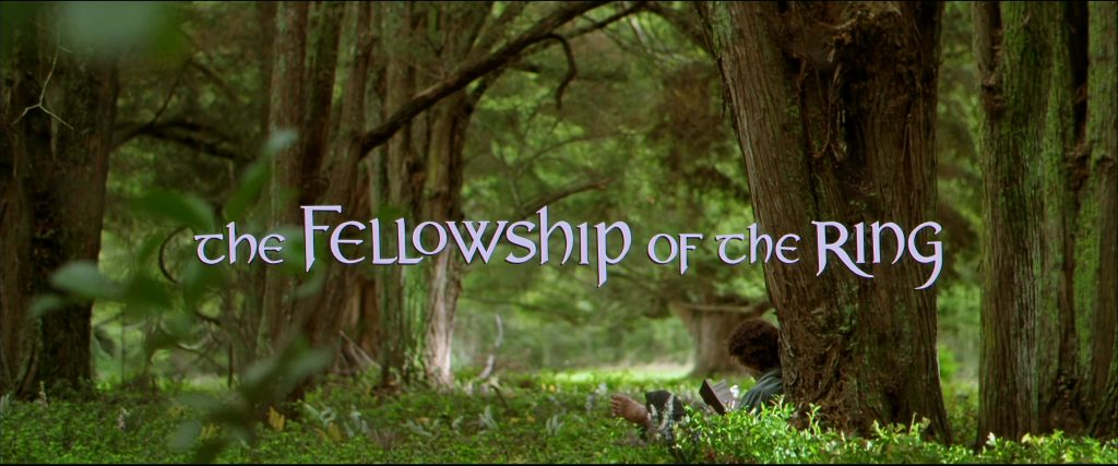 The Lord of the Rings: The Fellowship of the Ring (2001) [4K]