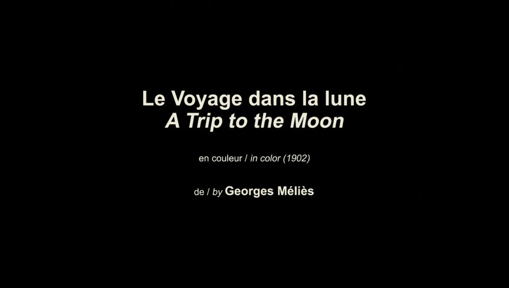 A Trip to the Moon (Short 1902)